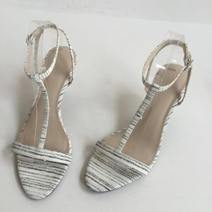 Calvin Klein Lola T-Strap Dress Sandals